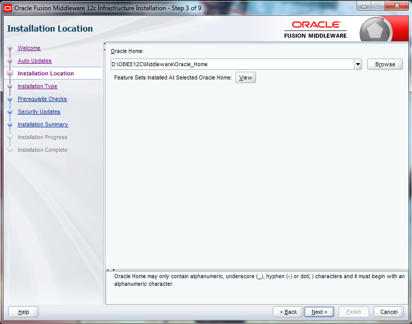 Oracle Weblogic 12c